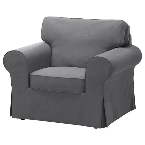 dark grey armchair ektorp armchair nordvalla dark grey ikea