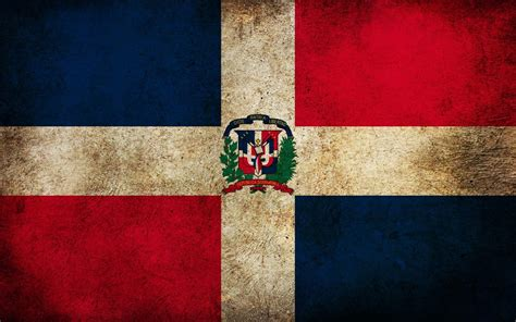 dominican republic graafix flag of dominican republic