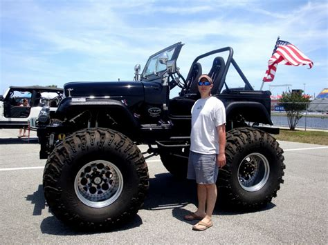Big Jeeps For Big Jeeps This Is The Jeep Site