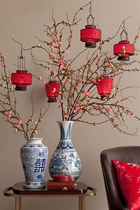 cherry decorations for home 25 best ideas about chinese new year decorations on