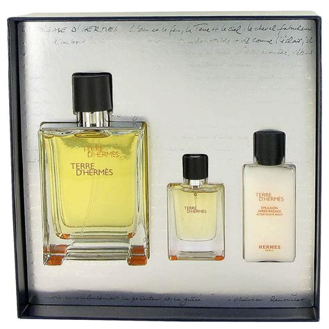 Gift Set Parfum Pria Hermes Terre D Hermes Edt terre d hermes cologne by hermes for gift set on ebid united states 140531765