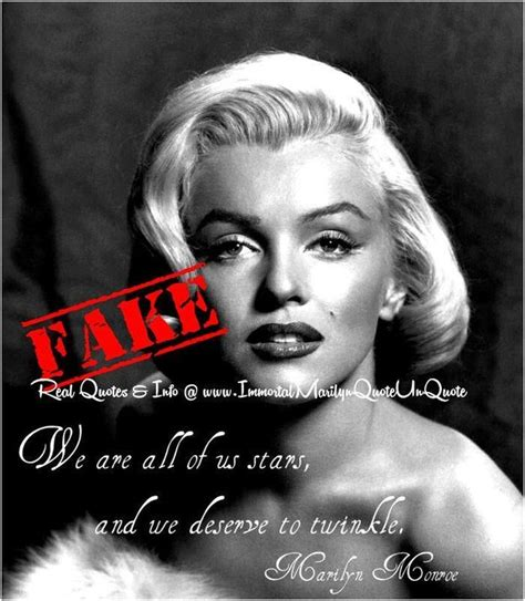 Marilyn Monroe Meme - marilyn monroe quotes that she never actually said