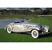Auction Results And Data For 1937 Mercedes Benz 540K