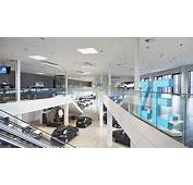 Gallery Of Automotive Showroom In Herning / KRADS  3