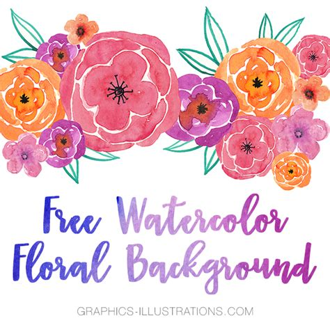 watercolor floral background 187 photos bgrs textures