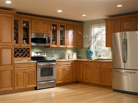 oak kitchen cabinets findley myers beacon hill red oak kitchen cabinets