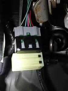 Chrysler Brake Problems Removing Connector From Brake Light Switch 2010 Sebring
