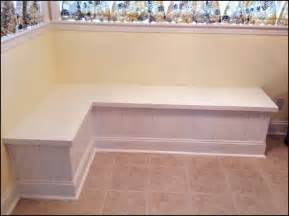 Kitchen Bench Seat With Storage Corner Storage Bench Kitchen Table Woodworking Projects Plans