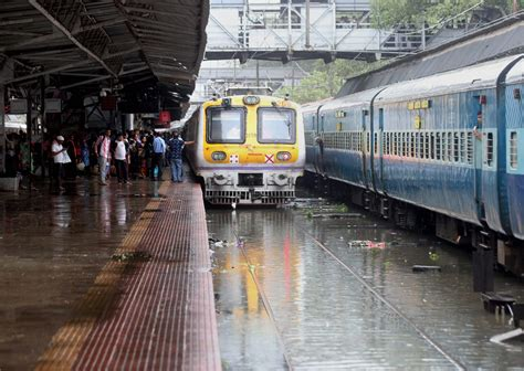 Mumbai suburban rail network to get 100 new services from ...
