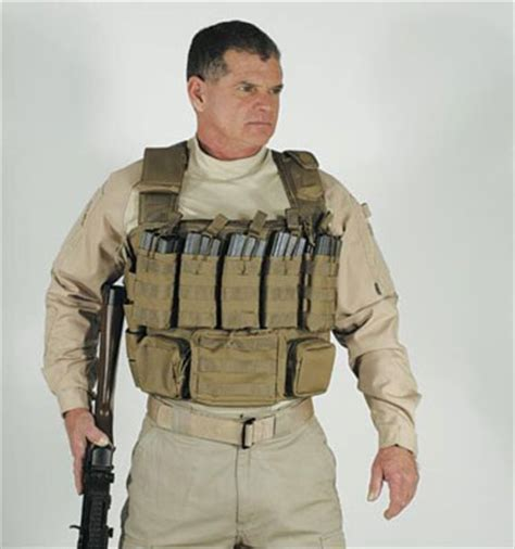 chest carrier voodoo tactical armor plate carrier chest rig