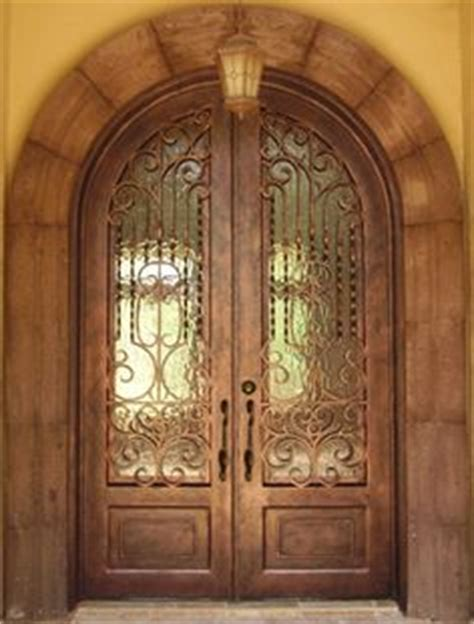 1000 Images About Puertas Forjadas On Pinterest Wrought Mexican Front Doors