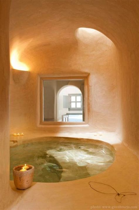dreamy sunken bathtubs  relax  digsdigs