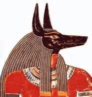 il dio egizio con testa di sciacallo gli egizi civilt 224