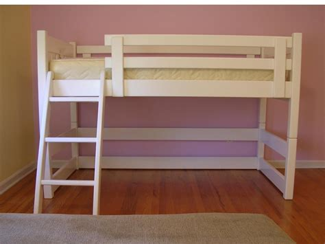 bunk bed with loft an overview of twin loft beds jitco furniture