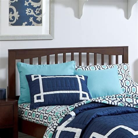 mission style king size headboard ne kids pulse 32014 king mission headboard dunk bright