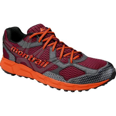 montrail shoes montrail bajada trail running shoe s backcountry