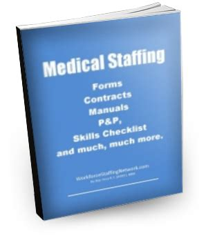 staffing forms and contracts workforce staffing
