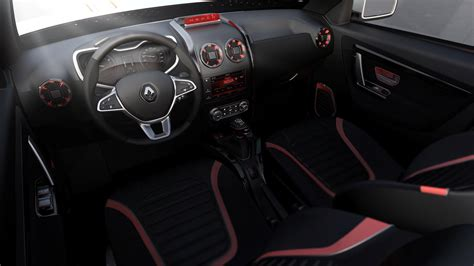 renault duster 2014 interior renault duster oroch concept interior press shot indian
