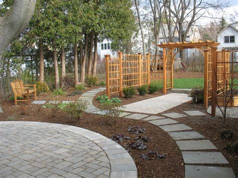 Landscaping With Pavers Landscape And Garden Other Uses Landscaping With Pavers