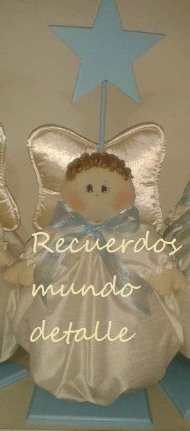 centros de mesa para bautizo angelitos de tela recuerdo 175 00 en mercado libre