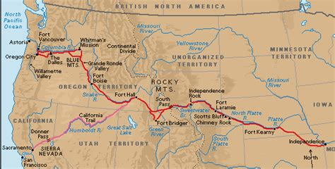 map of oregon trail in wyoming travels wanderings oregon trail ruts guersey wyoming
