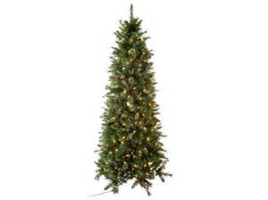 Christmas christmas trees 7 1 2 fast shape stanley fir tree with