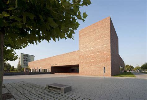 Meck Architekten by Dominicus Zentrum By Meck Architekten 171 Gunter Bieringer