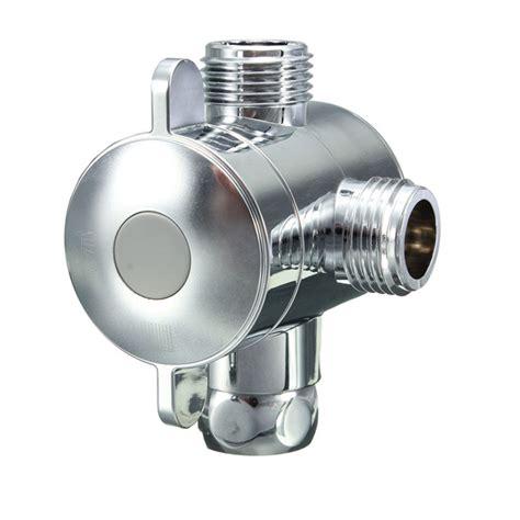 3 Way Diverter Valve Shower by 1 2 3 Way Shower Toilet Arm Angle Diverter Valve For Handshower Combo Ebay