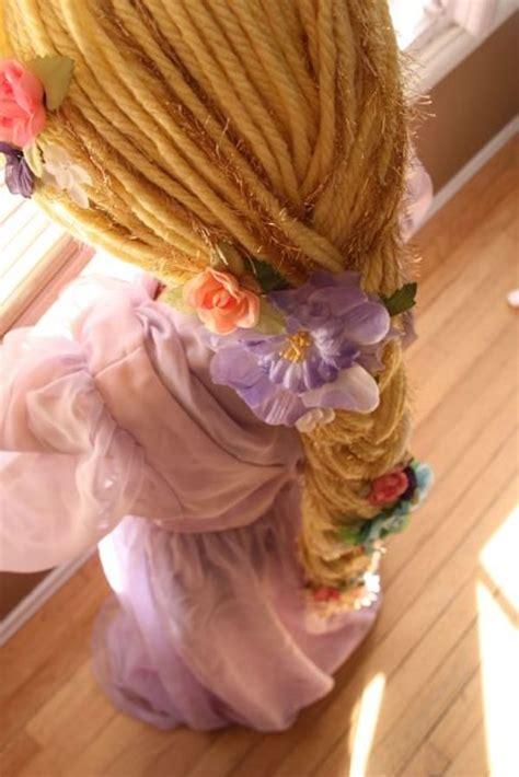libro la peluca de rapunzel disfraces infantiles c 243 mo hacer una peluca de lana pequeocio