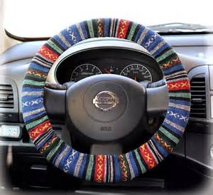 Steering Wheel Cover Aztec Steering Wheel Cover Bow Wheel Car Accessories Lilly By