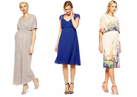 4 sources for stylish and affordable maternity wedding - Wedding Attire Maternity