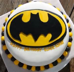 my cake hobby batman cake