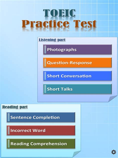 Top One Toeic Preparation toeic practice test on the app store