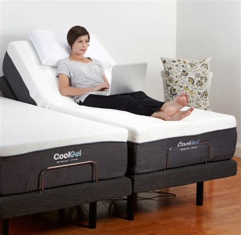 adjustable comfort adjustable bed base classic brands