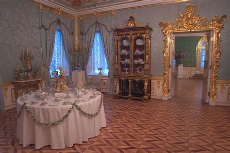 Palace Dining Room by Photo 482 26 Grand Palace In Peterhof A Dining Room