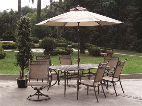 Home Depot Outdoor Furniture Umbrellas With 2 Swivel Chair