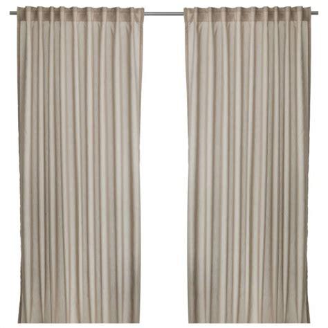 discontinued ikea curtains ikea vivan curtains drapes beige 2 panels greige 2017 98 quot