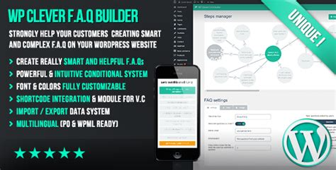 Wp Clever Faq Builder Smart Support Tool For V1 34 wp clever faq builder smart support tool for
