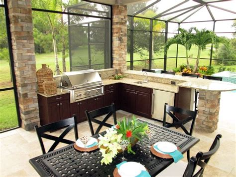 modular outdoor kitchen islands kitchen convert your backyard with awesome modular outdoor kitchens tenchicha