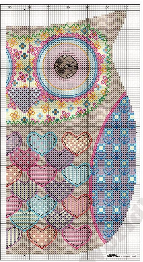 free counted cross stitch patterns and graphs movie best 25 cross stitch owl ideas on pinterest easy cross