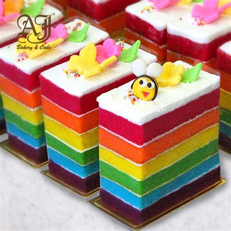 aj bakery cake  shop aj products rainbow cake