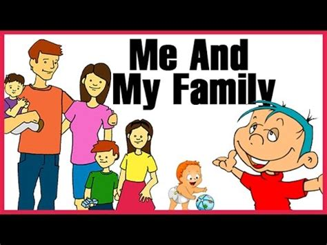 Me And My me and my family 3d animation lehren