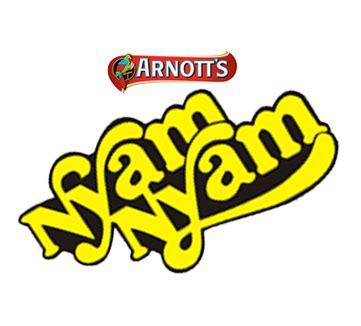 Nyam Nyam Moo Bubblegum 28gr brand nyamnyam arnott s indonesia