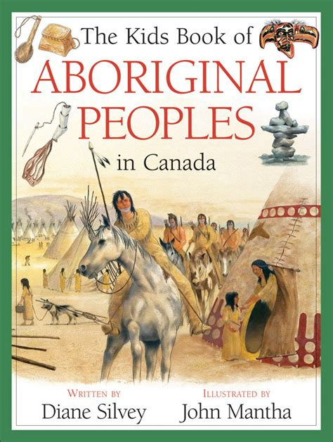 my picture book canada the book of aboriginal peoples in canada can press
