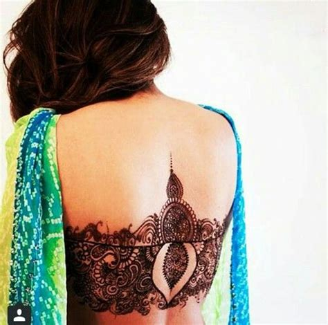 intricate henna tattoo designs 15 back henna tattoos meant for henna