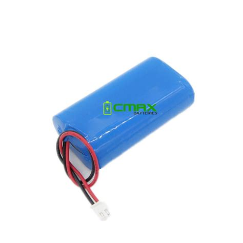 lithium ion rechargeable battery pack 7 4 v 2200mah