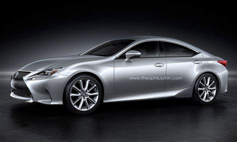 lexus convertible 4 door the lexus rc as a four door coupe lexus enthusiast