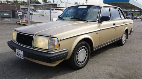 volvo 1990 models volvo 240 brick review for sale classic 1990 240gl