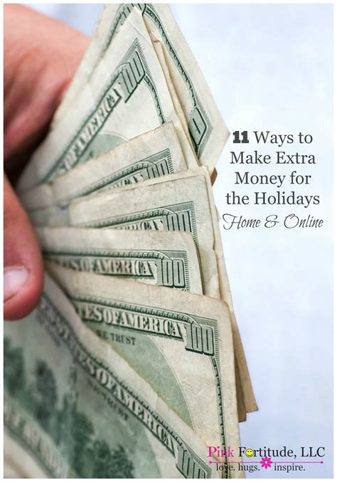 11 Ways To Make 11 ways to make money for the holidays from home