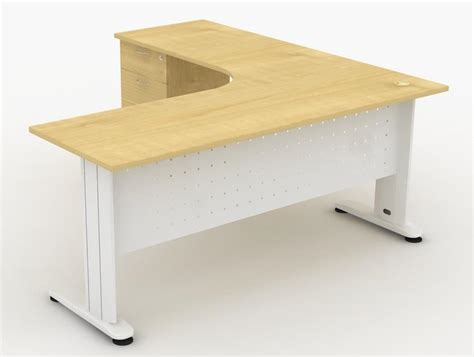 X Office Table Meja Komputer Industrial l shape writing table desk meja end 8 21 2019 10 07 am